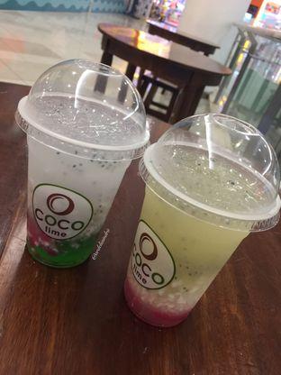 Foto 1 - Makanan(Coco Delima & Coco Orange) di Coco Time oleh Ardelia I. Gunawan