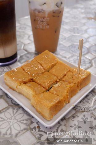 Foto 4 - Makanan(Peanut Butter Thick Toast) di Toast Box oleh Shella Anastasia