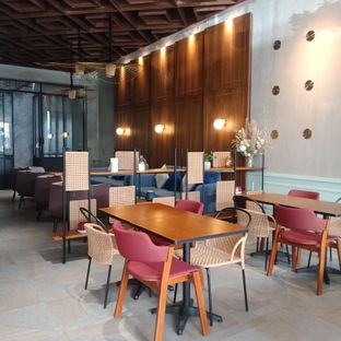 Foto 6 - Interior di Goodman Coffee Bar oleh Fensi Safan