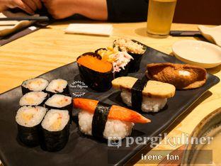 Foto 5 - Makanan(Okosama Sushi Set) di Sushi Tei oleh Irene Stefannie @_irenefanderland