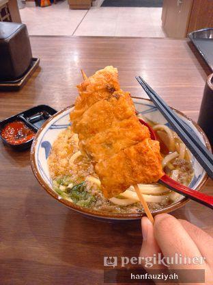 Foto review Marugame Udon oleh Han Fauziyah 4