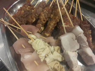 Foto 2 - Makanan di Sate Pasar Lama oleh @stelmaris