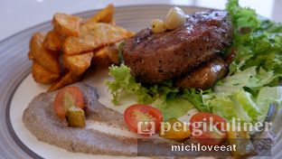 Foto review Porto Bistreau - Nara Park oleh Mich Love Eat 5