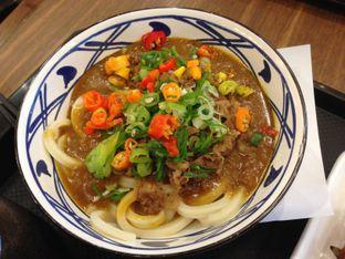 Foto 1 - Makanan(Beef Curry Udon) di Marugame Udon oleh Tita Tiara