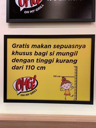 Foto review OMG! Oh My Grill oleh Stefanus Hendra 5