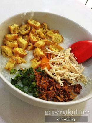 Foto review Bubur Ayam Tangki 18 oleh Chibiy Chibiy 2
