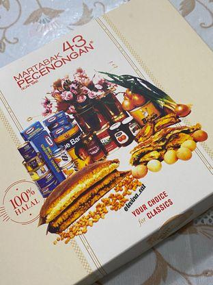 Foto 3 - Makanan di Martabak Pecenongan 43 oleh Levina JV (IG : levina_eat )