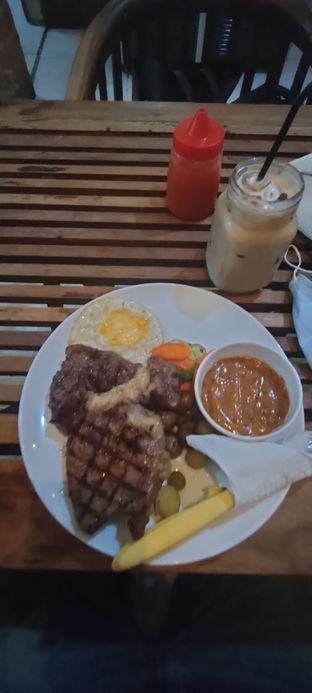Foto review Prabu Steak & Coffee oleh Joshua Theo 1