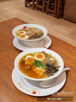 Foto 2 - Makanan di Hakata Ikkousha oleh UrsAndNic