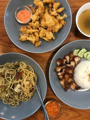 Foto - Makanan di Pigeebank oleh @stelmaris