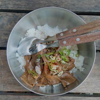 Foto Makanan di Dianti Daily Rice Bar