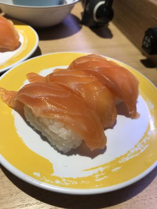 Foto 1 - Makanan di Genki Sushi oleh Aireen Puspanagara