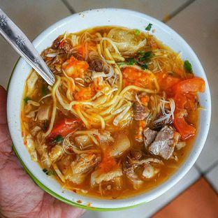 Foto - Makanan di Soto Mie Bogor Bang Asan oleh foodie frames