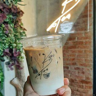 Foto 3 - Makanan(Iced aren latte) di Kopislashtea oleh kulinerjktmurah | yulianisa & tantri