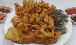 Seafood Macho