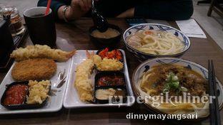 Foto 2 - Makanan di Marugame Udon oleh #kulineraladinny