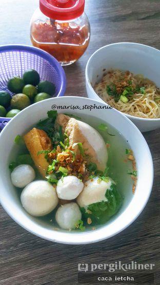 Foto review Ahan Bakso Ikan Telur Asin oleh Marisa @marisa_stephanie 3