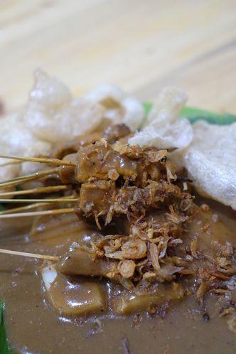 Foto Makanan di Sate Padang Ajo Ramon