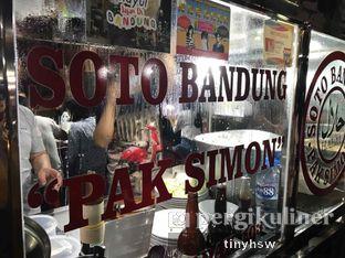 Foto review Soto Bandung Pak Simon oleh Tiny HSW. IG : @tinyfoodjournal 8