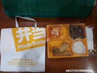 Foto 1 - Makanan di HokBen (Hoka Hoka Bento) oleh Alvin Johanes