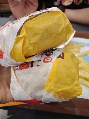 Foto 5 - Makanan di Burger King oleh Fensi Safan