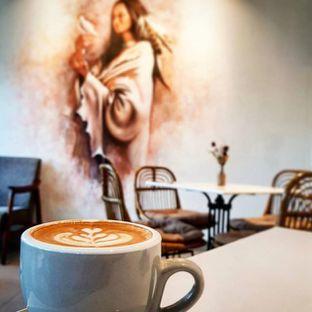 Foto - Makanan(Cappucinno) di Native Coffee Tribe oleh Eric  @ericfoodreview