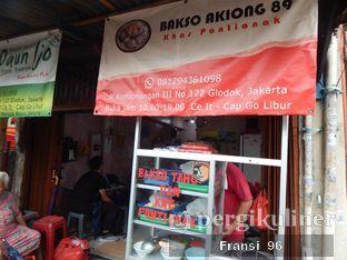 Foto review Bakso Akiong 89 oleh Fransiscus  2