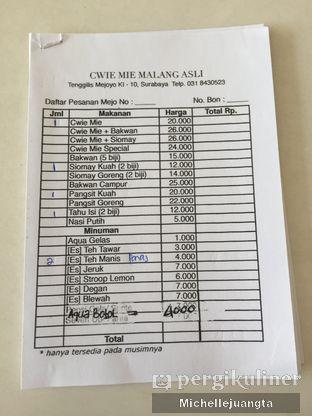 Foto review Depot Cwiemie Malang Asli oleh Michelle Juangta 2