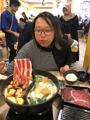 Foto 3 - Makanan di Kitamura Shabu - Shabu oleh Riani Rin
