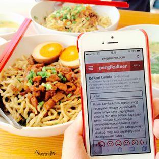 Foto 1 - Makanan di Bakmi Lamlo oleh Astrid Wangarry
