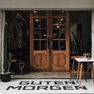 Foto 5 - Eksterior di Guten Morgen Coffee Lab & Shop oleh Della Ayu