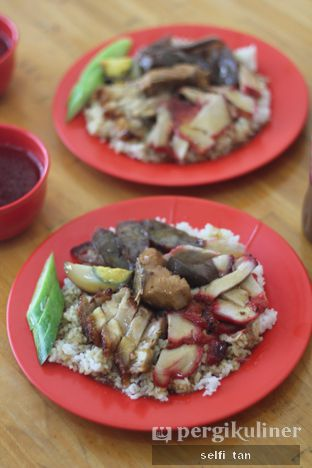 Foto - Makanan di Nasi Campur Kong Hu Pay oleh Selfi Tan