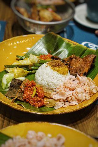 Foto 6 - Makanan di Marco Padang Grill oleh Nanakoot