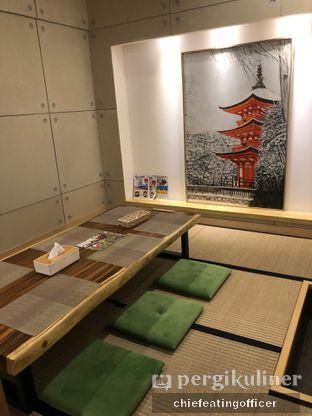 Foto 15 - Interior di Kyoto Gion Cafe oleh feedthecat