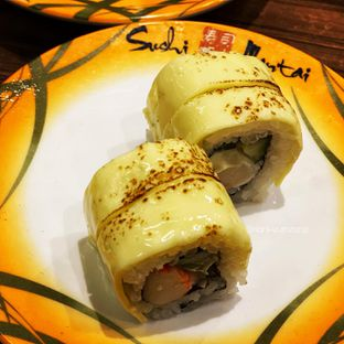 Foto 5 - Makanan di Sushi Mentai oleh IG @riani_yumzone
