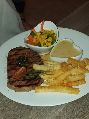 Foto 3 - Makanan di Double U Steak by Chef Widhi oleh Mouthgasm.jkt