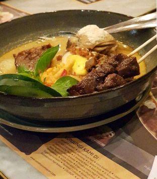 Foto 1 - Makanan di Sate Khas Senayan oleh heiyika