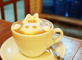 7 Coffee Shop di Bandung Dengan Caffe Latte Paling Enak