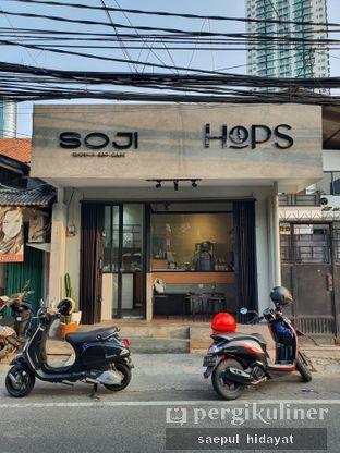 Foto review Hops Coffee oleh Saepul Hidayat 3