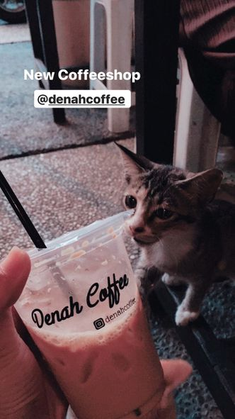 Foto Makanan di Denah Coffee