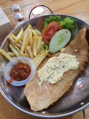 Foto 1 - Makanan di Fish & Cheap oleh Stallone Tjia (Instagram: @Stallonation)