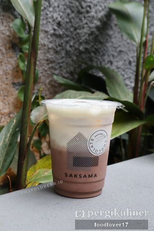 Foto 14 - Makanan(Chocolate Cotton) di Saksama Coffee oleh Sillyoldbear.id