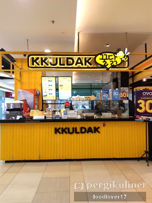 Foto review Kkuldak oleh Sillyoldbear.id  1