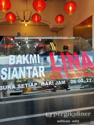 Foto review Bakmi Siantar Lina oleh William Wilz 2