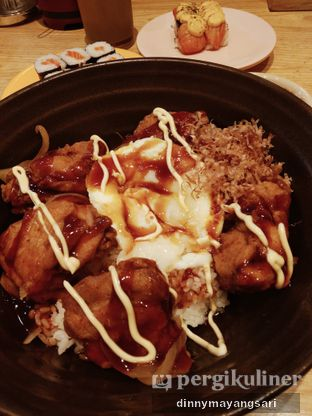 Foto review Sushi Tei oleh dinny mayangsari 3