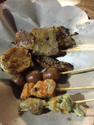 Foto 1 - Makanan di Angkringok oleh Yohanacandra (@kulinerkapandiet)