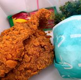 Foto Paket Spicy Mekdi Large di Jatinangor Coffee