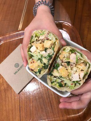 Foto 1 - Makanan di SaladStop! oleh @belfoodiary