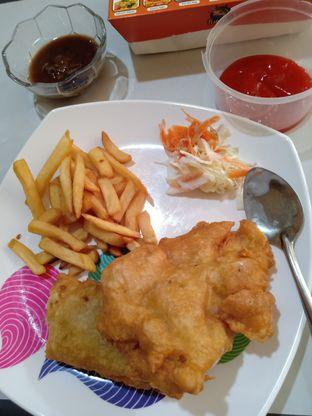 Foto 1 - Makanan di Fish Stop oleh vio kal