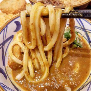 Foto 2 - Makanan di Marugame Udon oleh Olivia